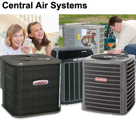 Emergency Central Air Conditioner Repair Service Today