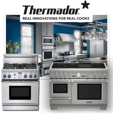 Emergency thermador appliance repair service today for Best high end appliances